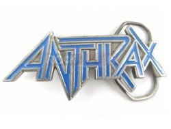 Klamra do pasa - ANTHRAX