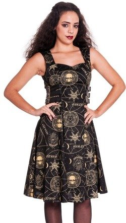 Sukienka gotycka Spin Doctor - Tabitha dress