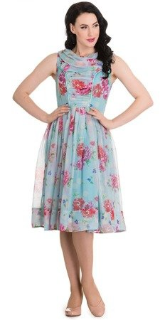 Sukienka letnia marki Hell Bunny - SUMMER DRESS