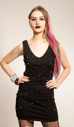 Sukienka marki Vixssin - SPIKE DRESS