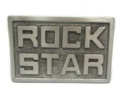 Klamra do pasa  - ROCK STAR