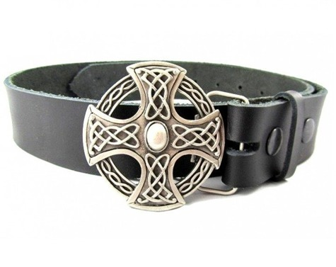Klamra do pasa celtycka - CELTIC CROSS