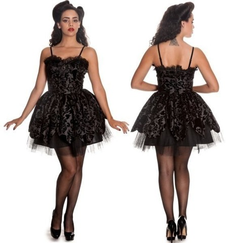Sukienka Hell Bunny Petal Dress