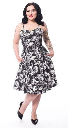 Sukienka midi  rockabilly Veena Dress