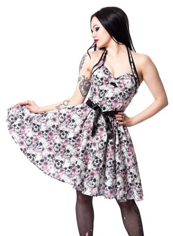 Sukienka rockabilly VILMA DRESS
